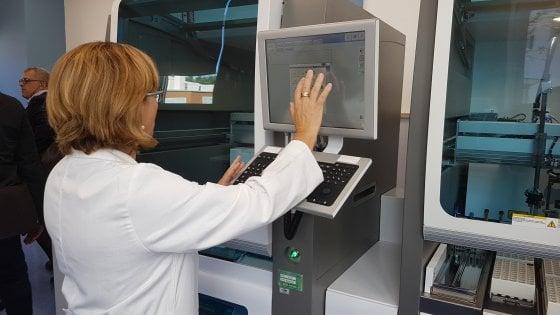 Palermo, al Policlinico un nuovo mega laboratorio d'analisi