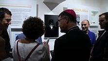 L'opera di Parmiggiani per il beato Padre Puglisi