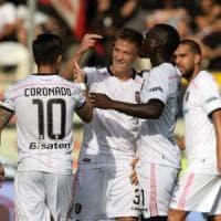 Serie B: pareggio a Foggia per il Palermo, in gol Murawski
