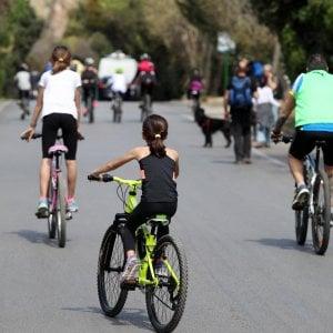 Palermo, domenica ecologica e sport: niente auto in Favorita e al centro