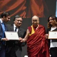 Palermo: il giorno del Dalai Lama.
