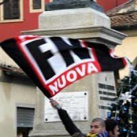 """Catania, i partigiani al questore: """"Bloccare il corteo di Forza Nuova"""""""