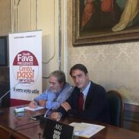 """Regionali Sicilia, Fava lancia la lista """"I cento passi"""" e mostra un sondaggio: """"Sono già..."""