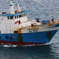 Peschereccio mazarese sequestrato: la Tunisia chiede 50 mila euro per rilascio