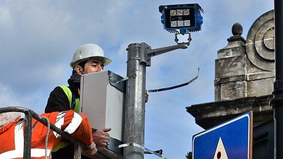 Palermo, da lunedì sanzioni grazie alle videocamere nella Zona a traffico limitato