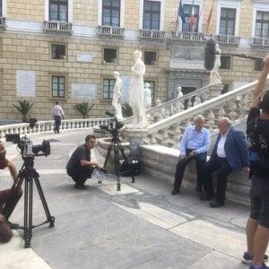 Peter Stein gira un film su Goethe in Sicilia