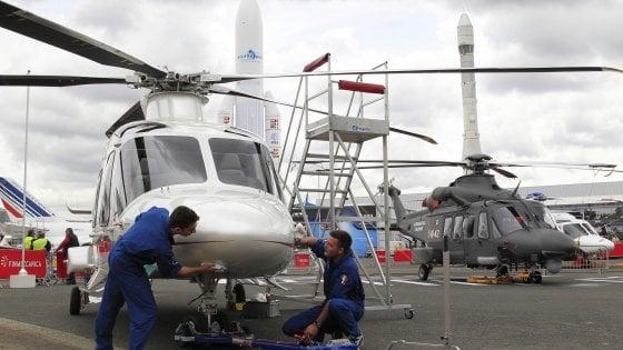 Tangenti per elicotteri Agusta all'India, arrestato in hotel a Lipari latitante Gerosa