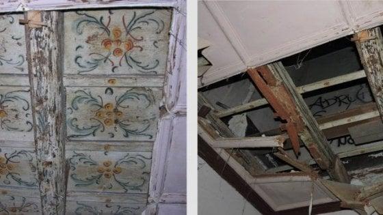 Palermo: furti di maioliche e razzie nelle ville, l'arte della città venduta a pezzi