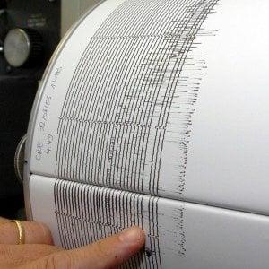 Scossa di terremoto magnitudo 3,7 al largo delle Eolie