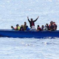 Domenico Quirico, scrittore sul barcone: