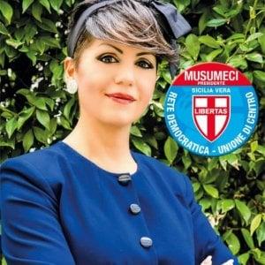 """Elezioni regionali, era uomo, ora donna. In lizza con Musumeci. La denuncia: """"Subito intimidita"""""""