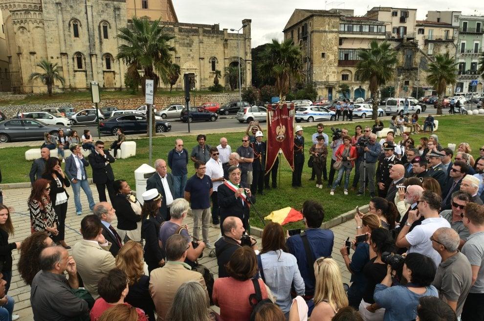 Palermo: la Cala diventa il Lungomare delle migrazioni