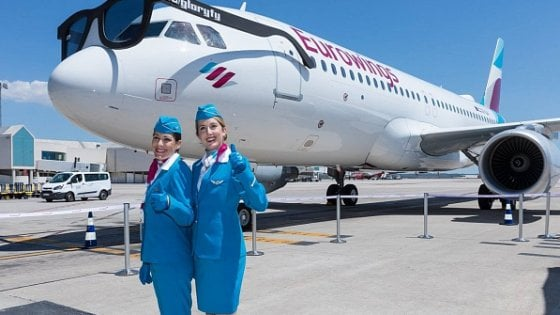"Trapani: Ryanair taglia i voli, i turisti ""chiamano"" Eurowings"