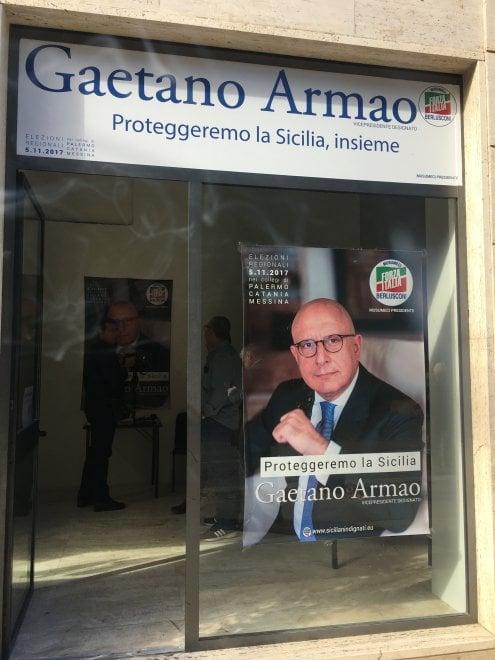 Regionali sicilia candidati esclusi simboli scomparsi for Volantini messina