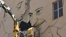 I campioni della street art dalla Cala a Marineo