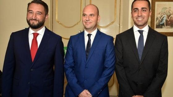 Lista degli impresentabili, Cancelleri chiede scusa a Savona e Lo Sciuto