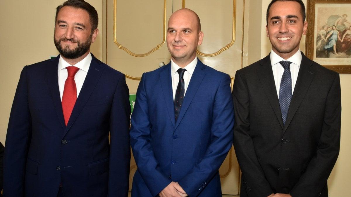 Lista degli impresentabili cancelleri chiede scusa a for Deputati 5 stelle elenco