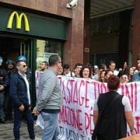 Palermo, studenti in corteo per le vie del centro