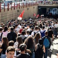 Scuola: due cortei protesta a Palermo, uno non autorizzato