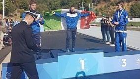 Europei paralimpici, oro a Di Maggio    Serie B, Palermo: pareggio e rimpianti    Serie C, Fondi batte Trapani 1-0    Serie D, Messina: Modica nuovo tecnico