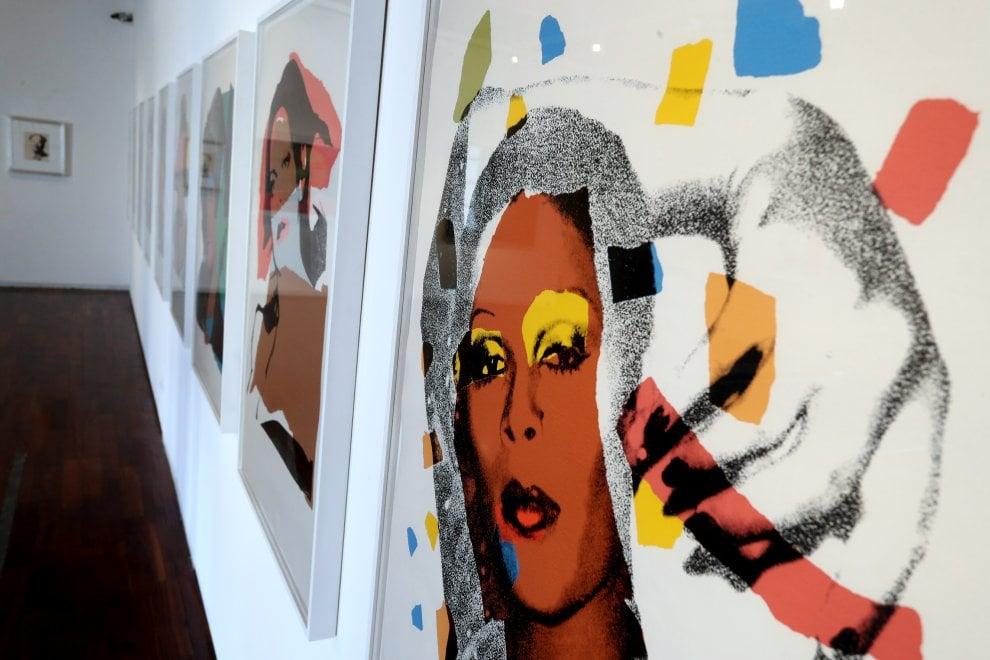 I divi di Andy Warhol a Palazzo Sant'Elia