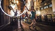 Note, colori, poesia, improvvisazione: successo per il Ballarò Buskers