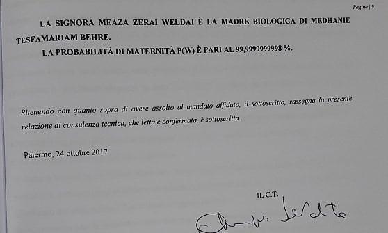 Palermo, processo a presunto scafista, il Dna conferma: è figlio della donna che lo scagiona