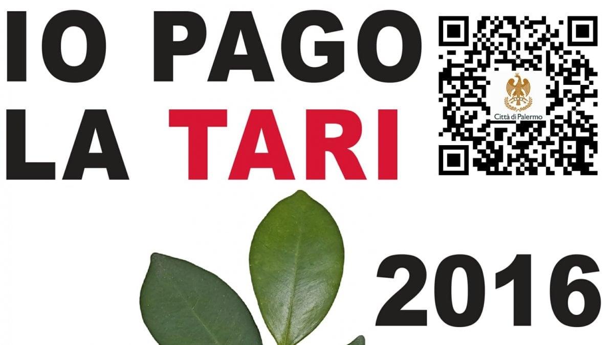 Palermo arriva il bollino per chi paga la tari - Tari chi la paga ...
