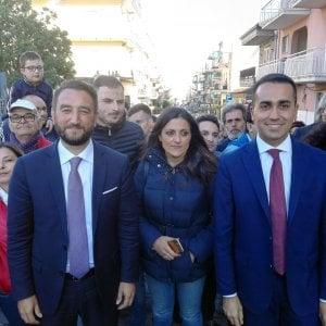 """Di Maio, appello anti-astensionismo: """"Il voto in Sicilia più importante del referendum di dicembre"""""""