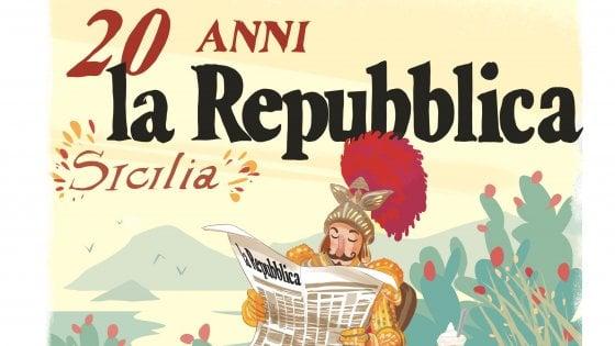 #RepPalermo20. Vent'anni di Repubblica Palermo, l'anniversario. Con le nostre firme e con i lettori: mandate foto, video e testi