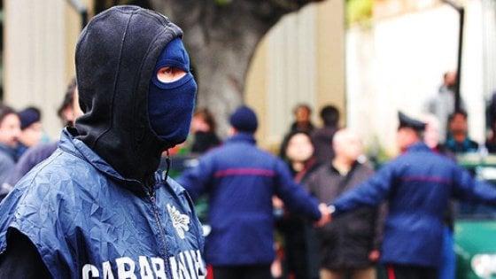 Operazione antimafia nel mandamento di Bagheria, i carabinieri arrestano 16 persone