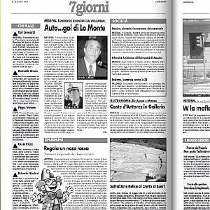 """Messina, arrestato per bancarotta l'editore del giornale """"100nove press"""""""