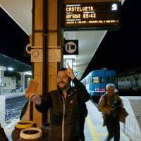Elezioni Sicilia, parte il lungo tour di Salvini in treno da Trapani a Ragusa