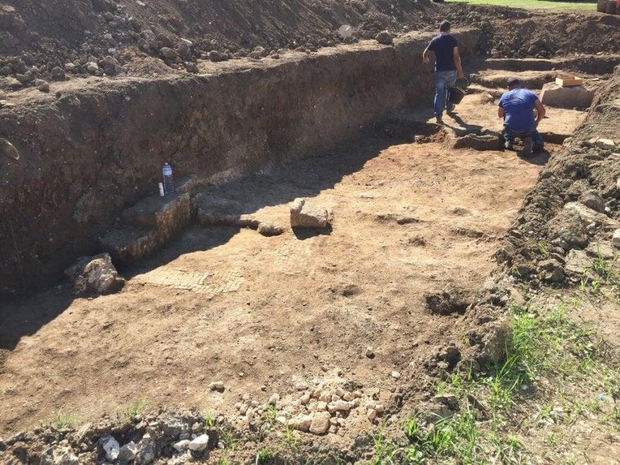 Siracusa: reperti archeologici allo stadio, chiusa la curva ospiti