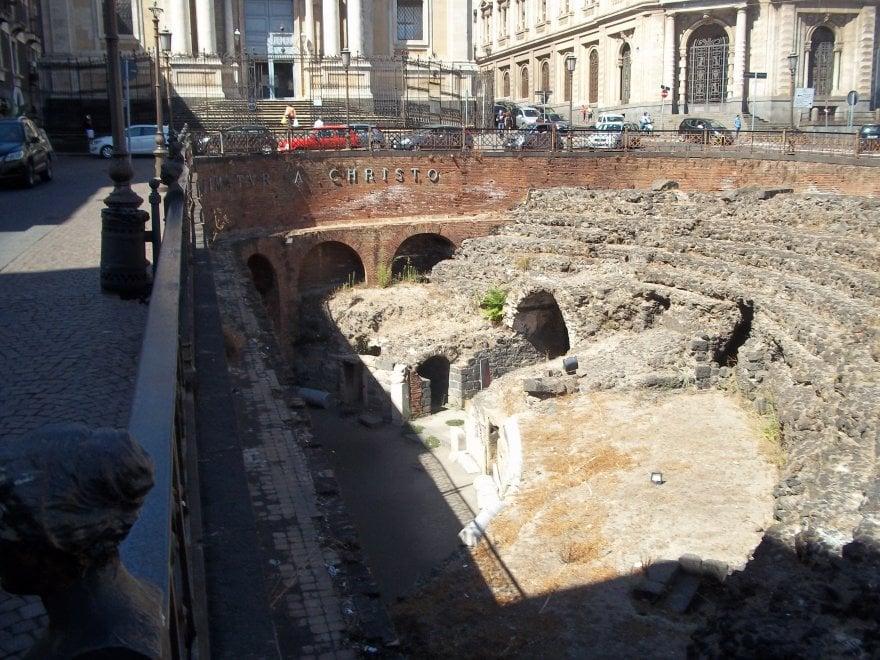 Turismo: viaggio nella Catania sotterranea