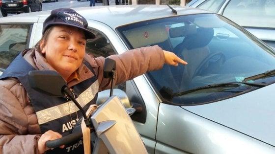 Modica: i vigili disabili controllano i posteggi riservati ai portatori di handicap