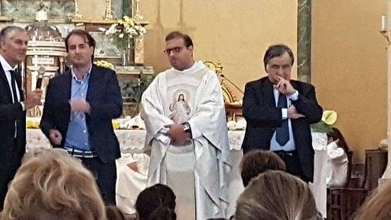 Palermo. Elezioni regionali: Micari e Orlando sull'altare, polemica in chiesa