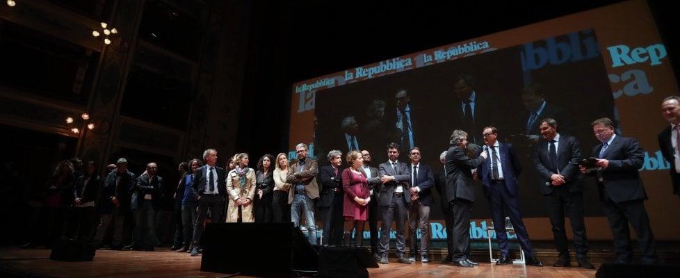 Al Teatro Massimo la festa per i 20 anni di Repubblica Palermo