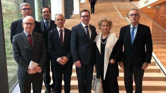 Falcone e Borsellino ricordati ad Eurojust. Una targa per ricordare i due magistrati