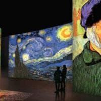 Monreale: viaggio multimediale nelle opere di Van Gogh