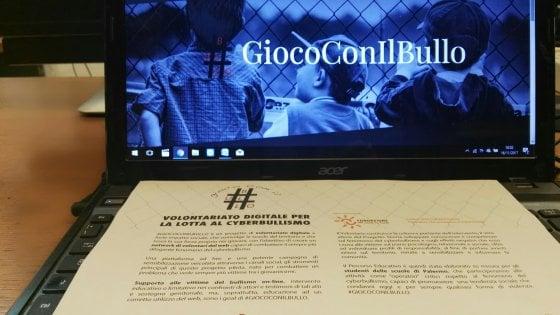 Palermo: contro il cyberbullismo in campo i volontari digitali