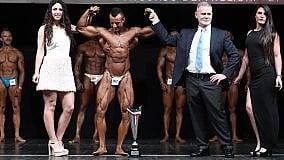 """Gargano, da Campofelice di Roccella ai vertici del bodybuilding italiano    Calcio, l'appello di Aleesami ai tifosi """"Tornate allo stadio e sosteneteci"""""""
