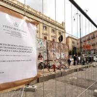 Palermo, partono i lavori di restyling di piazza Borsa