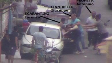 """""""Elezioni nella cosca per scegliere i capi"""" Blitz a Santa Maria di Gesù, 27 arresti  video     Le foto Tutti gli arrestati, i nomi"""