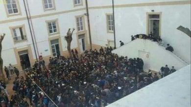 Palermo: occupato il liceo Croce  al Medi proteste per l'amianto