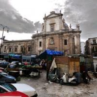 Palermo: allagamenti all'Albergheria, la protesta dei residenti