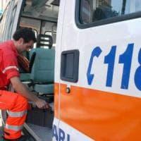 Palermo, incendio in un appartamento di via Volturno, ustioni a un braccio
