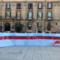 Palermo: un flash mob per salvare Castello Utveggio dal degrado
