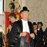 Messina: dottorato ad honorem a Piero Angela, folla di fan in aula magna