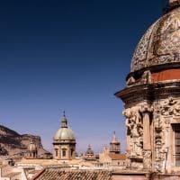 """""""Sua altezza Palermo"""", la città fotografata dall'alto"""